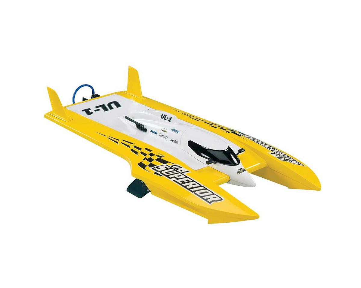 UL-1 Superior FE Hydro 2.4GHz RTR Yellow by AquaCraft