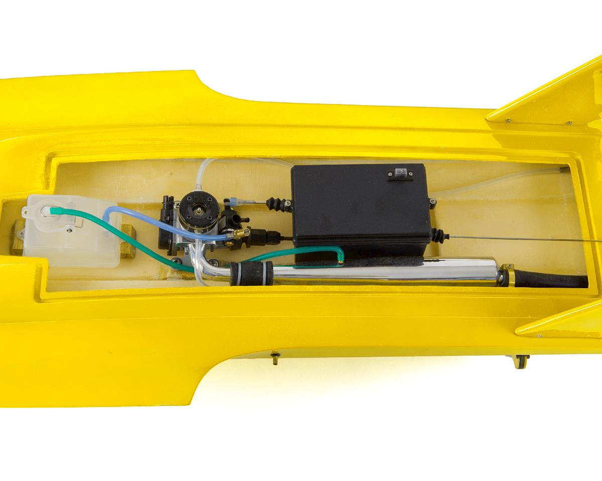 AquaCraft U-18 Miss Vegas Deuce RTR Nitro Hydro (Yellow)