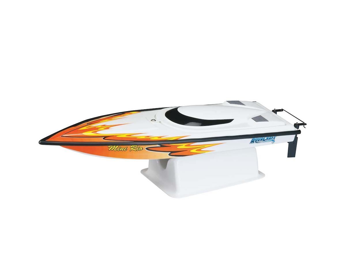 AquaCraft Mini Rio Offshore TTX300 2.4GHz RTR Orange