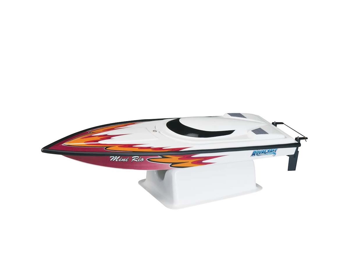 AquaCraft Mini Rio Offshore TTX300 2.4GHz RTR Red