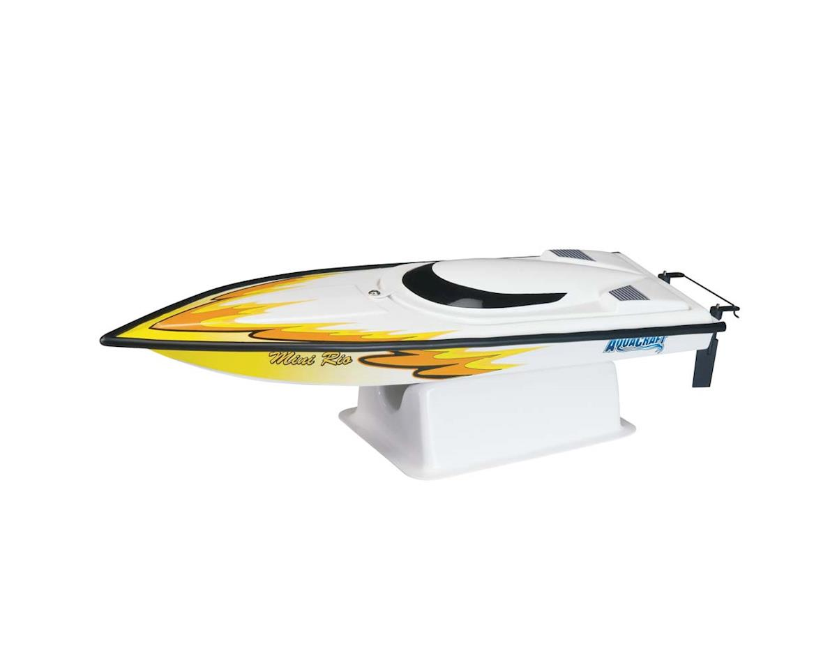 AquaCraft Mini Rio Offshore TTX300 2.4GHz RTR Yellow