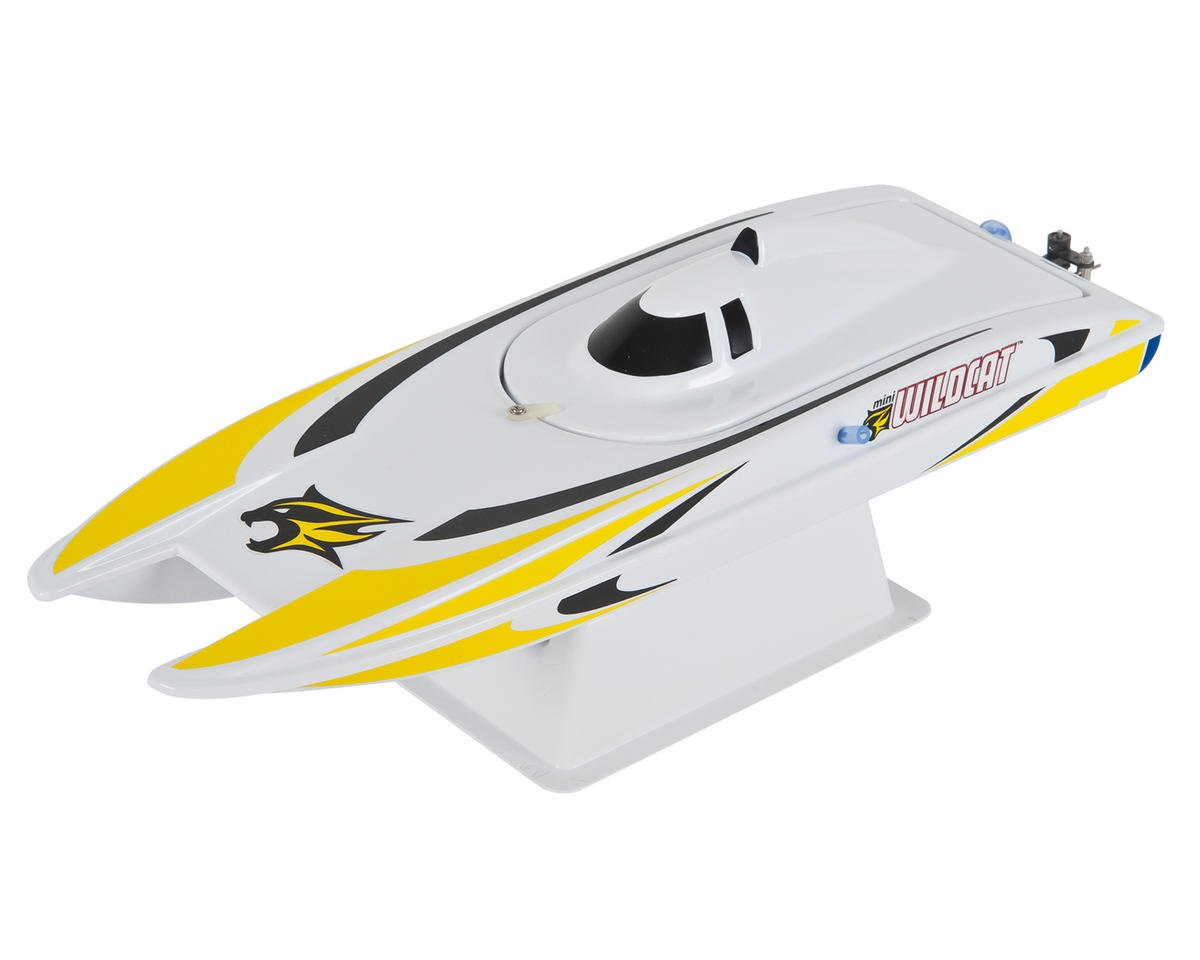 AquaCraft Mini Wildcat RTR Electric Catamaran