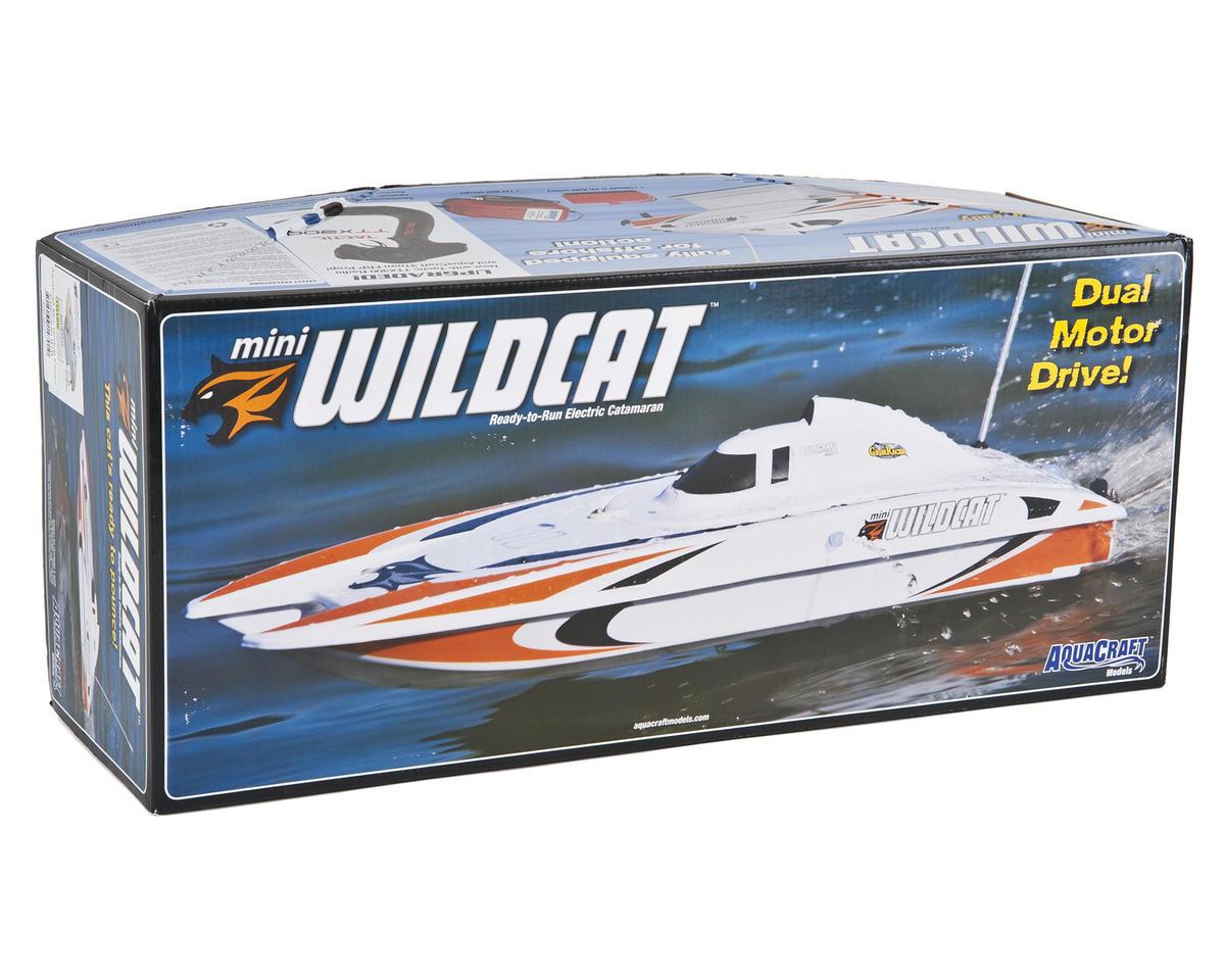 AquaCraft Mini Wildcat RTR Electric Catamaran