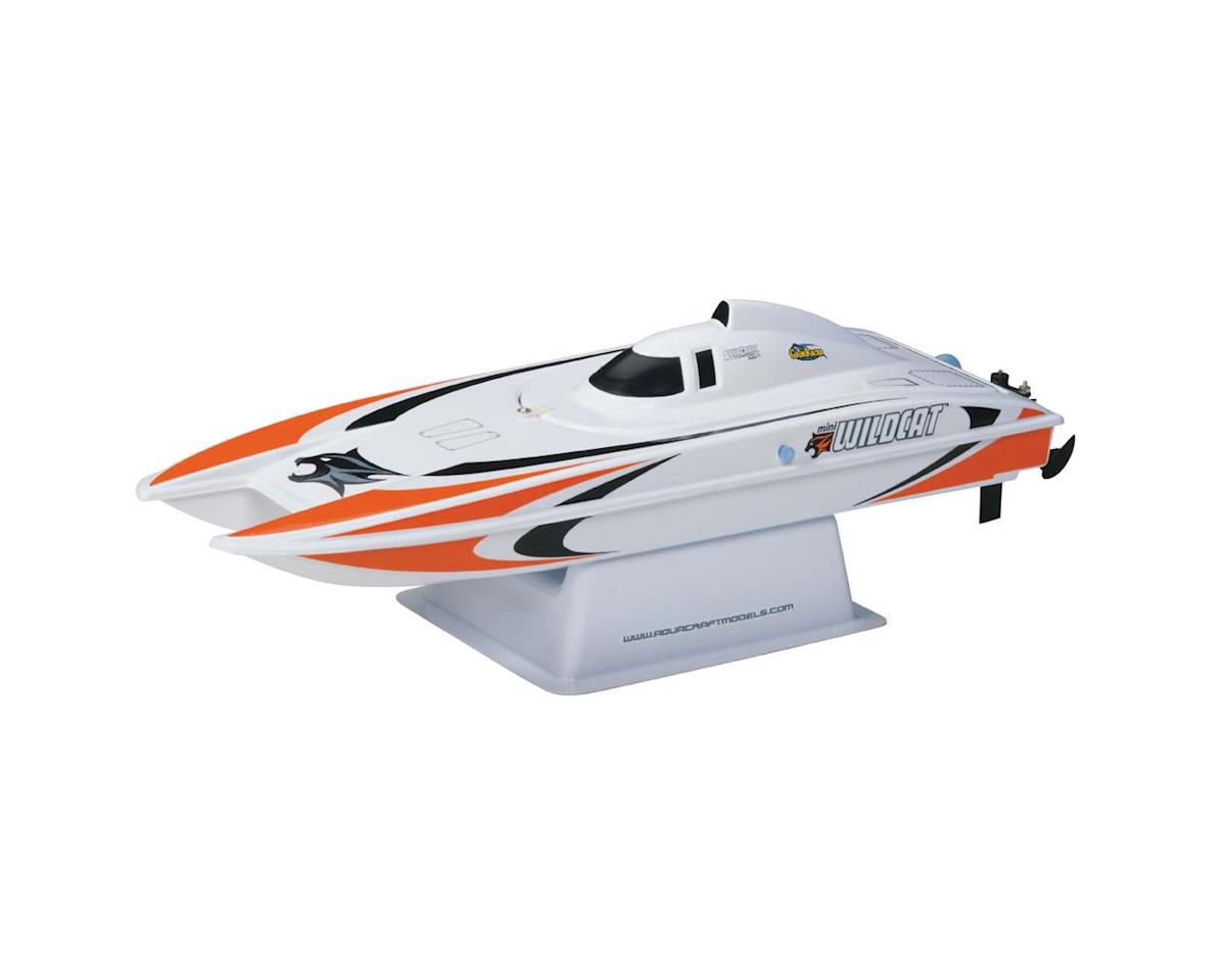 AquaCraft Mini Wildcat RTR Electric Catamaran (Orange)