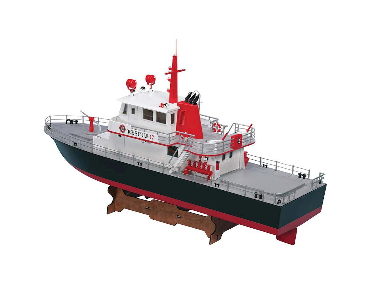 AquaCraft Rescue 17 RTR Fire Boat w/2.4GHz Radio