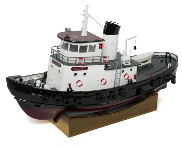 AquaCraft Atlantic Harbor Tug Boat RTR w/Futaba 2-Channel Radio System