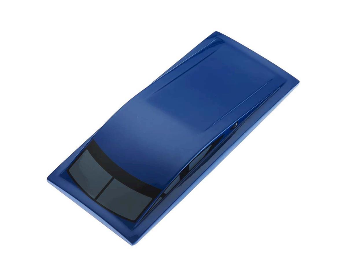 AquaCraft Fiberglass Cowl Blue Aquacraft Revolt 30