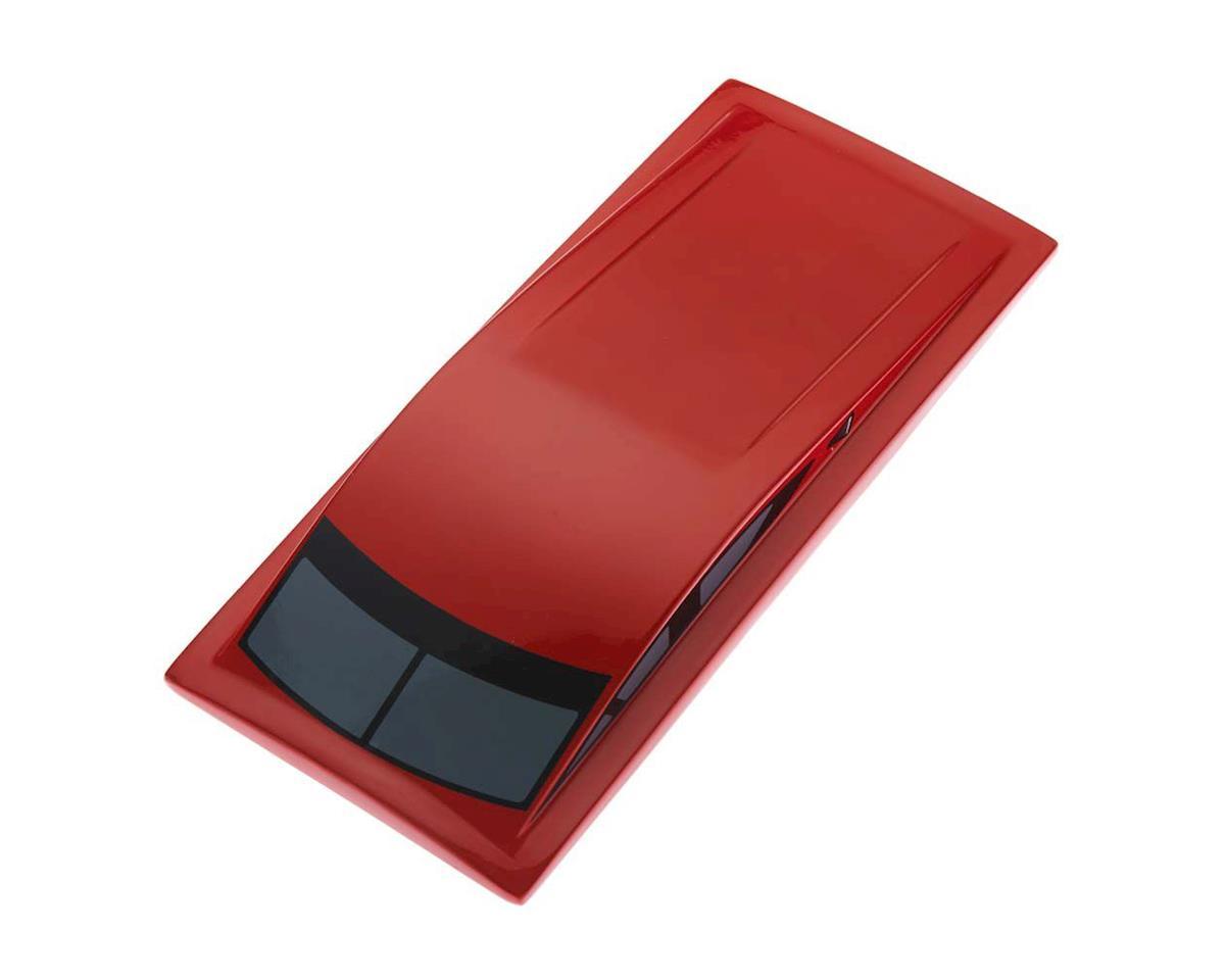 AquaCraft Fiberglass Cowl Red Aquacraft Revolt 30