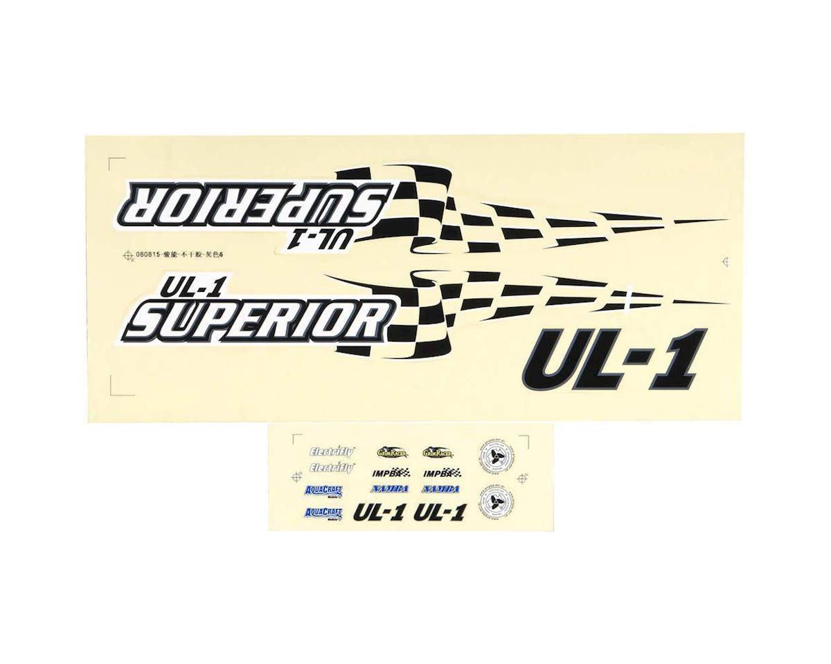 Decal Sheet UL-1 Superior by AquaCraft