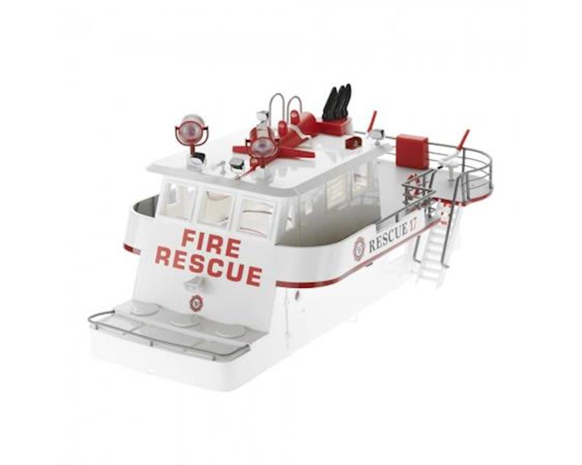 AquaCraft Cabin Super Structure w/LED Rescue 17