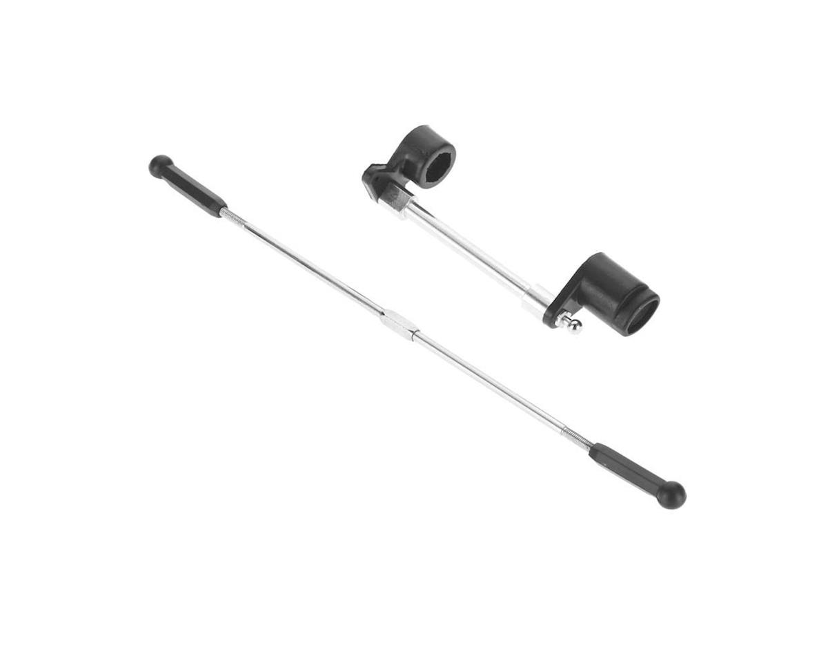 Jib Support w/Tie Rod Vela Sailboat by AquaCraft