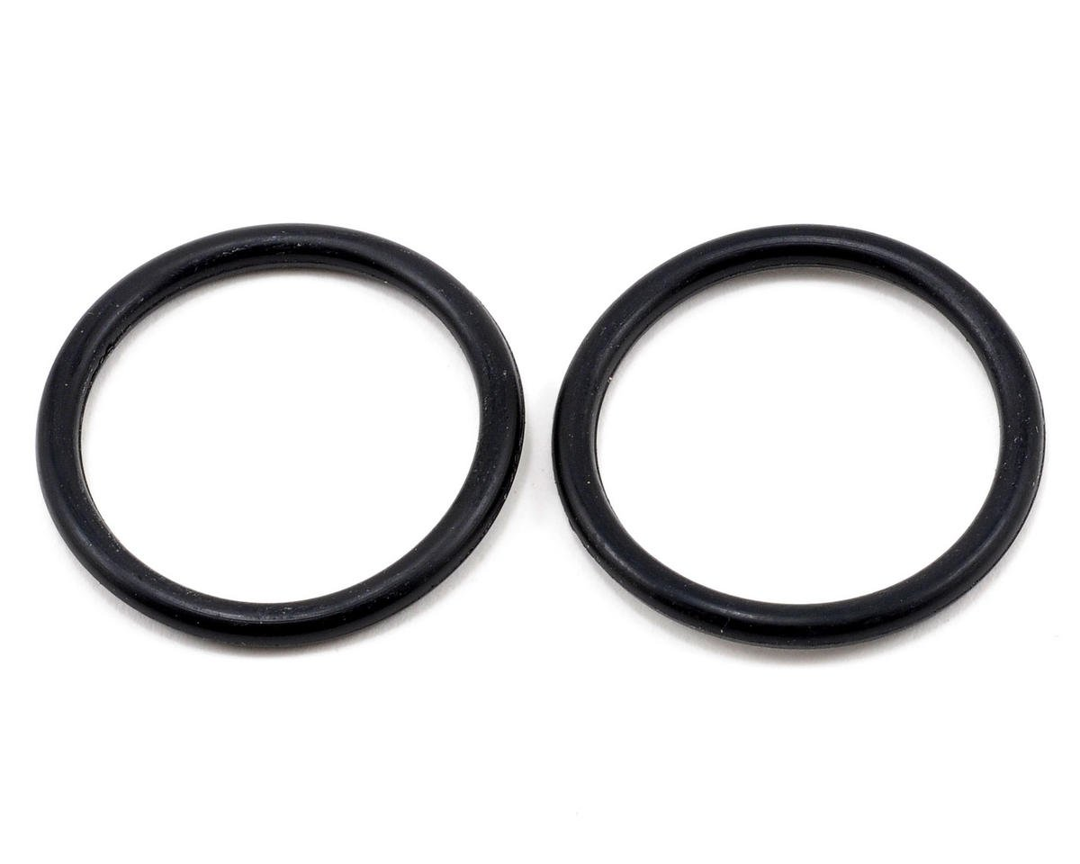 AquaCraft Fuel Tank Hold Down O-Ring Set (2) (Aquacraft VS1)