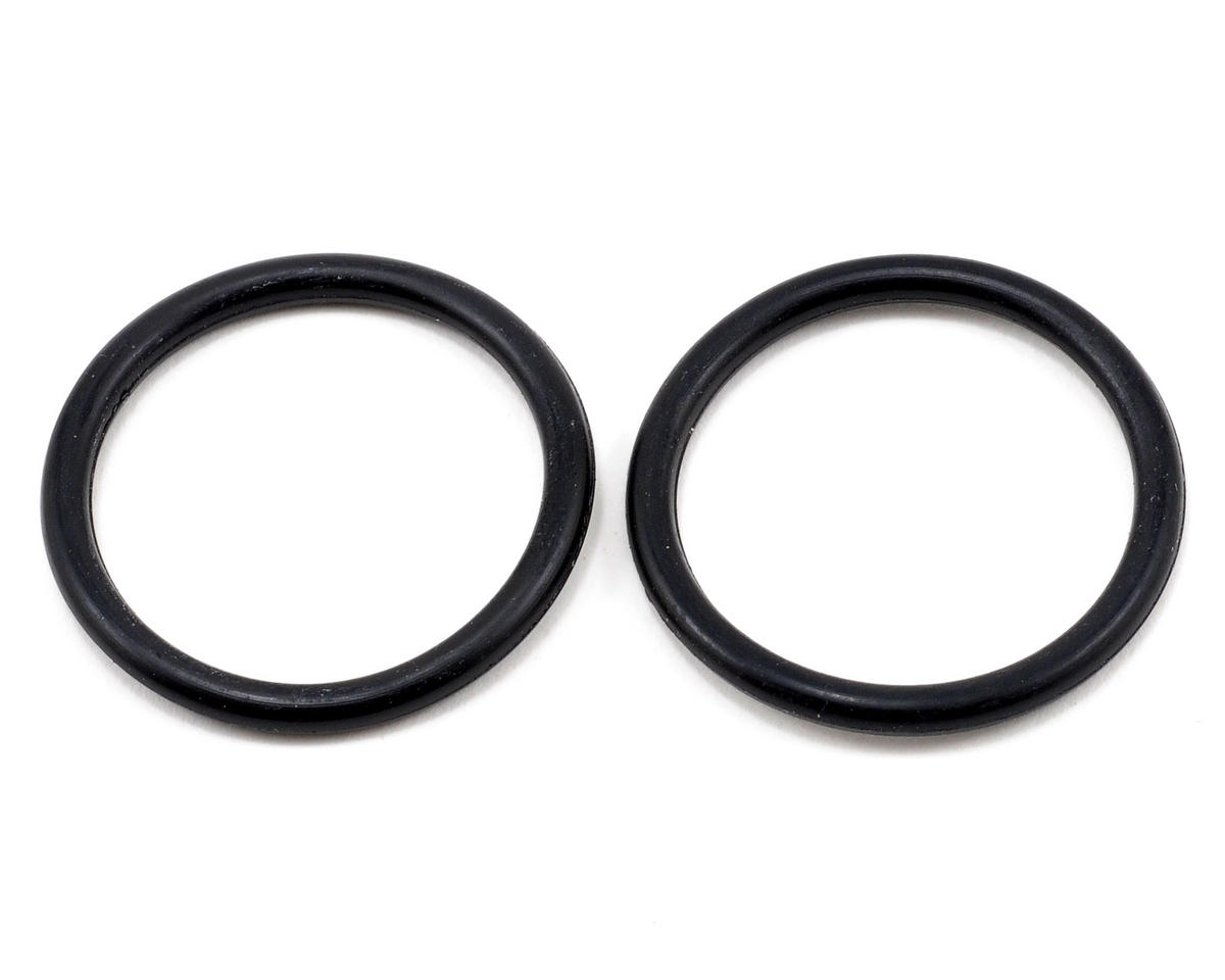 AquaCraft Fuel Tank Hold Down O-Ring Set (2) (Aquacraft Top Speed 3)