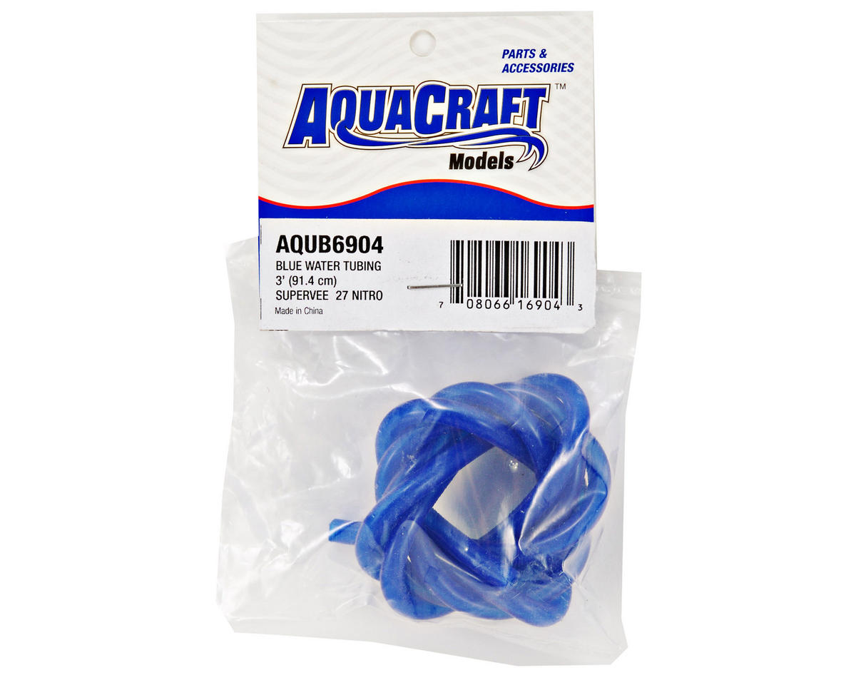 AquaCraft Blue Water Tubing (3')