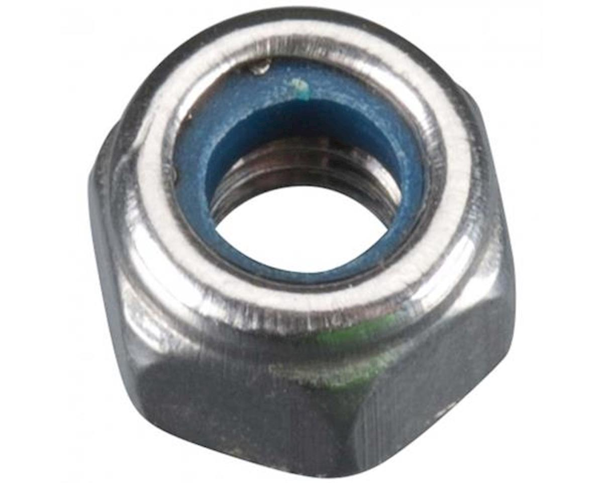 AquaCraft Stainless Steel M4 Prop Nut w/Nylon Insert (Aquacraft Misc. Aquacraft Parts)