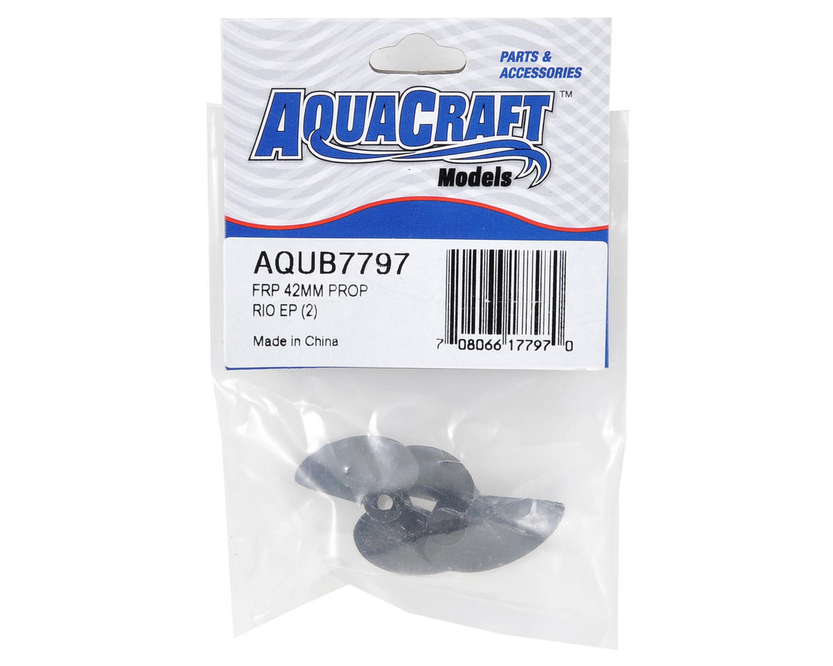 AquaCraft 42mm FRP 2-Blade Propeller Set (2)