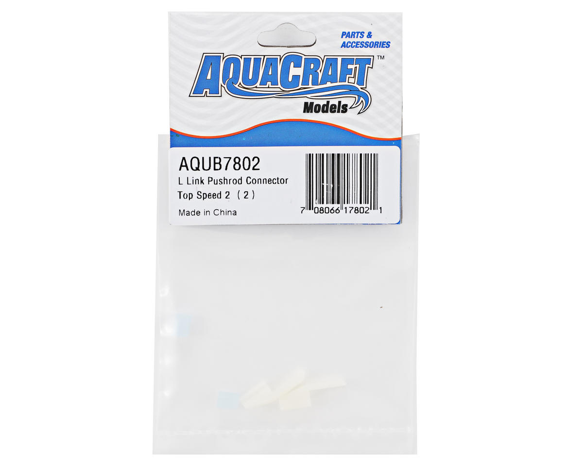 AquaCraft L-Link Pushrod Connector Set (2)