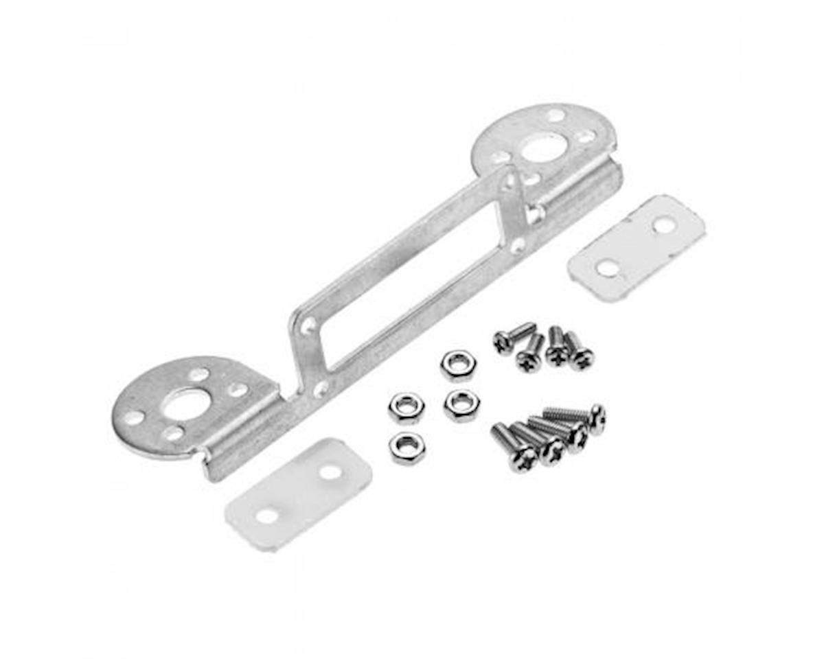Motor Mount Dual T-270 With Mounting Plate/Screw Wldcat by AquaCraft
