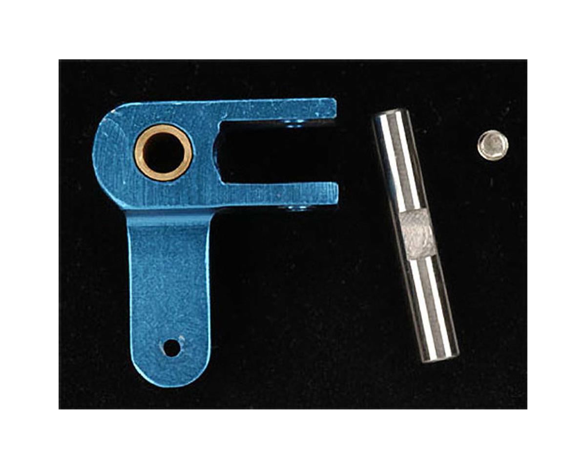 AquaCraft Machined Aluminum Rudder Control Arm .46-1.0 (Aquacraft Misc. Aquacraft Parts)