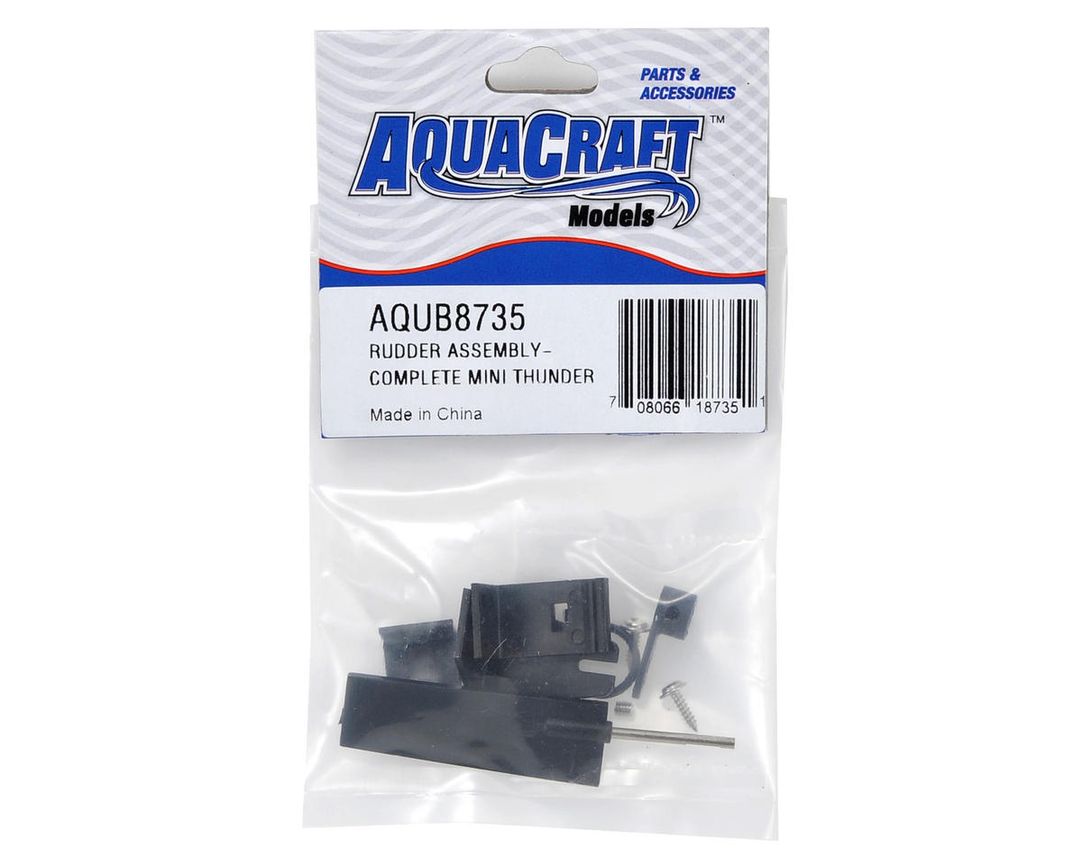 AquaCraft Complete Rudder Assembly
