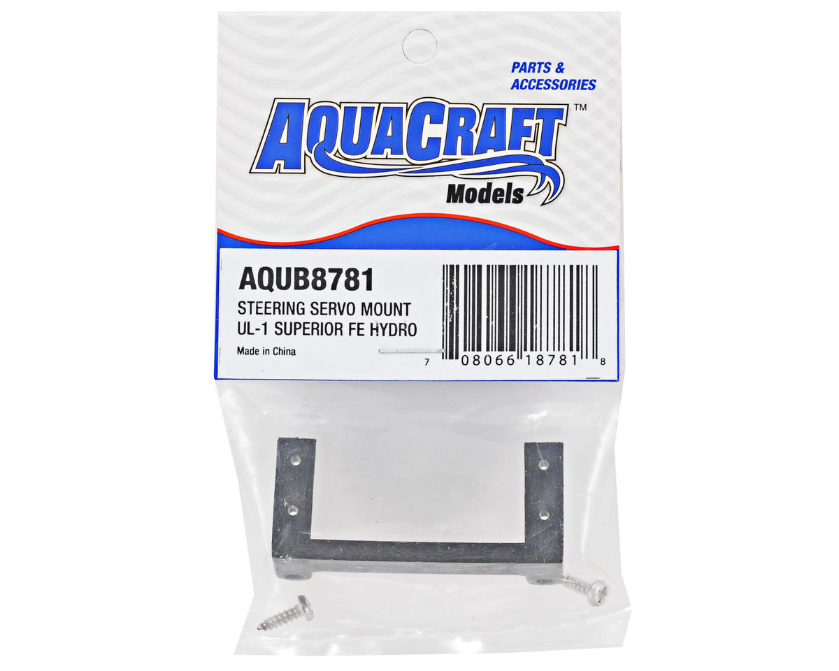 AquaCraft Steering Servo Mount