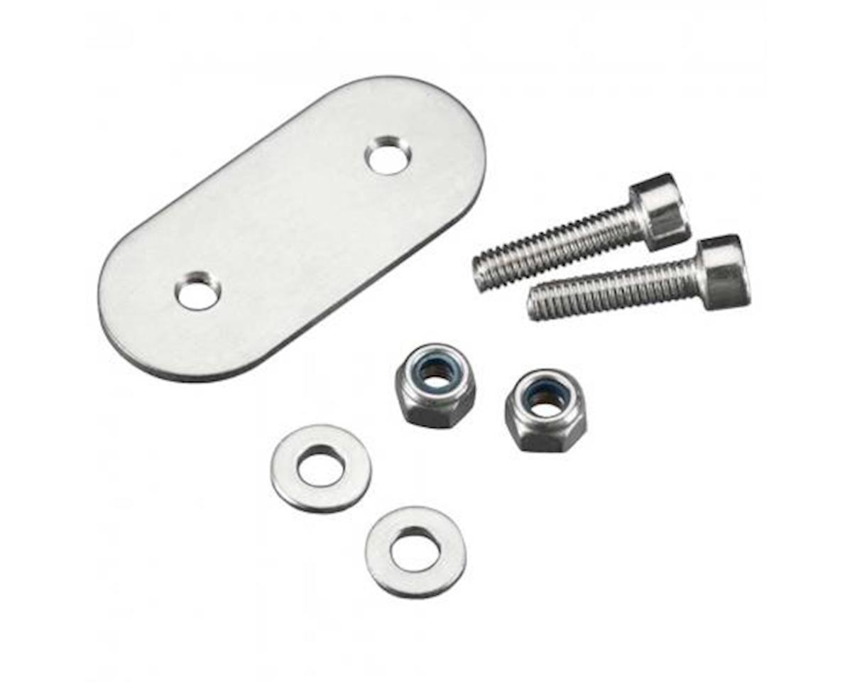 Strut Back Plate Mount 2535 w/Bolts/Nuts/Washers by AquaCraft