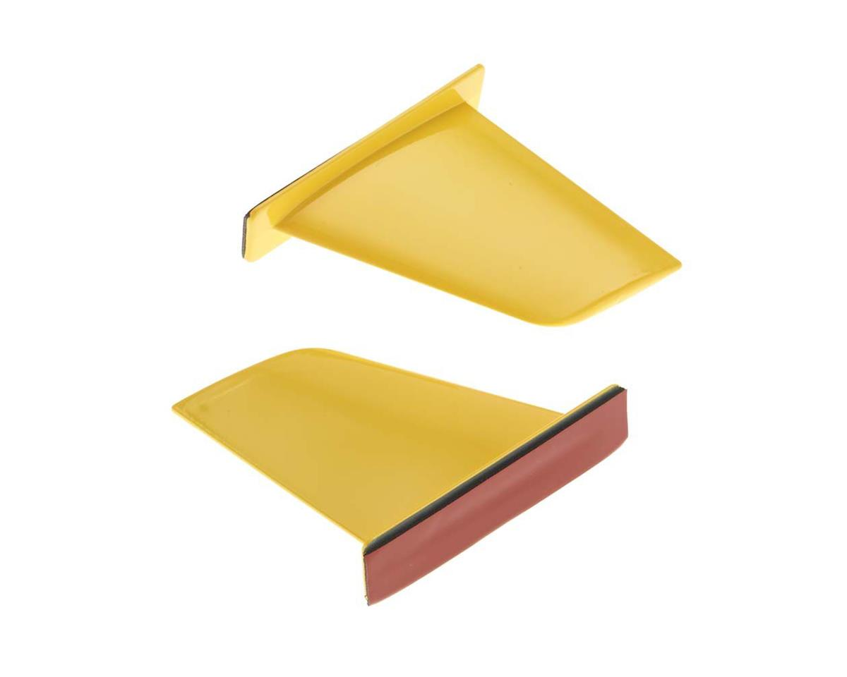 AquaCraft Vertical Fins Yellow UL-1 Superior