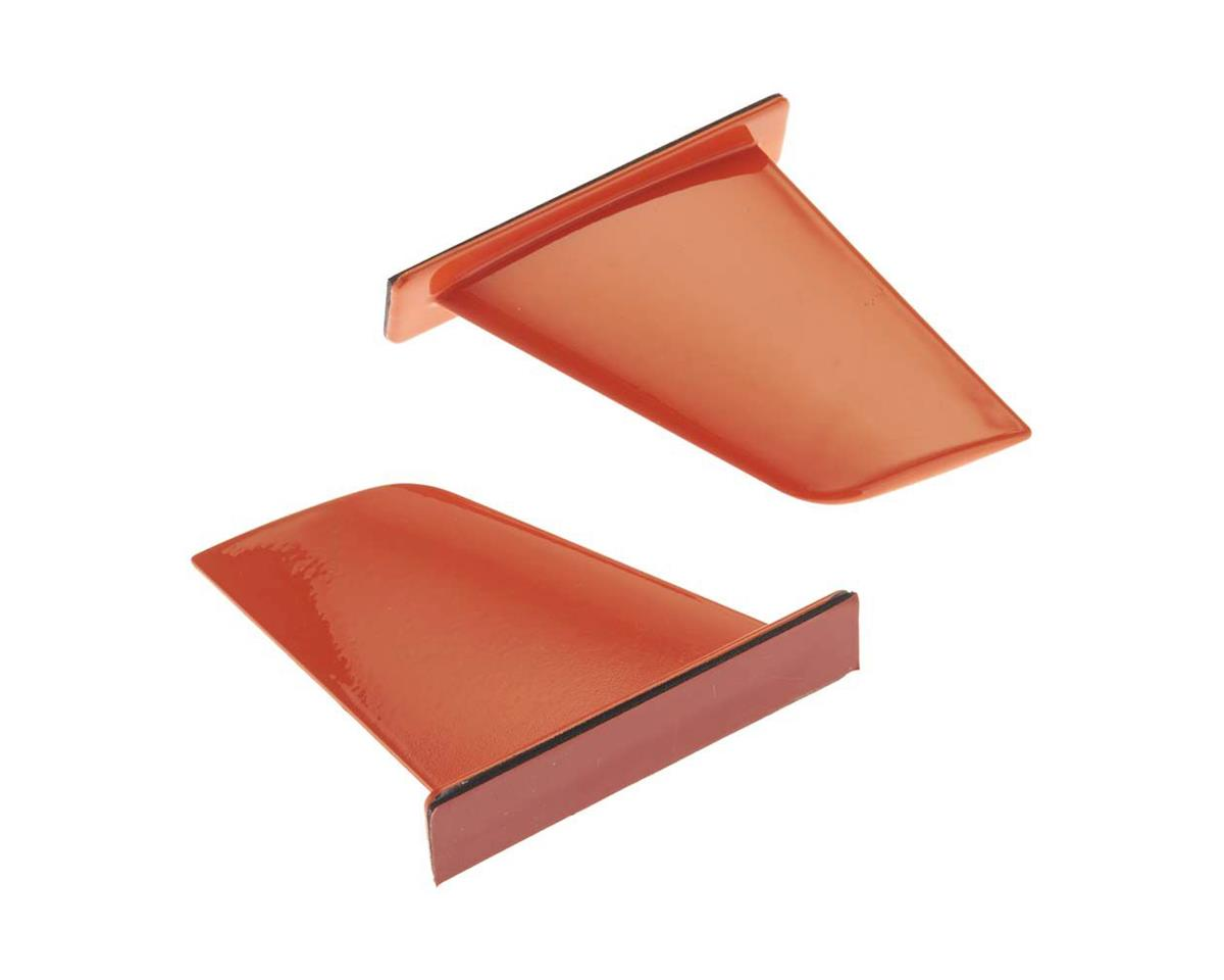 AquaCraft Vertical Fins Orange UL-1 Superior