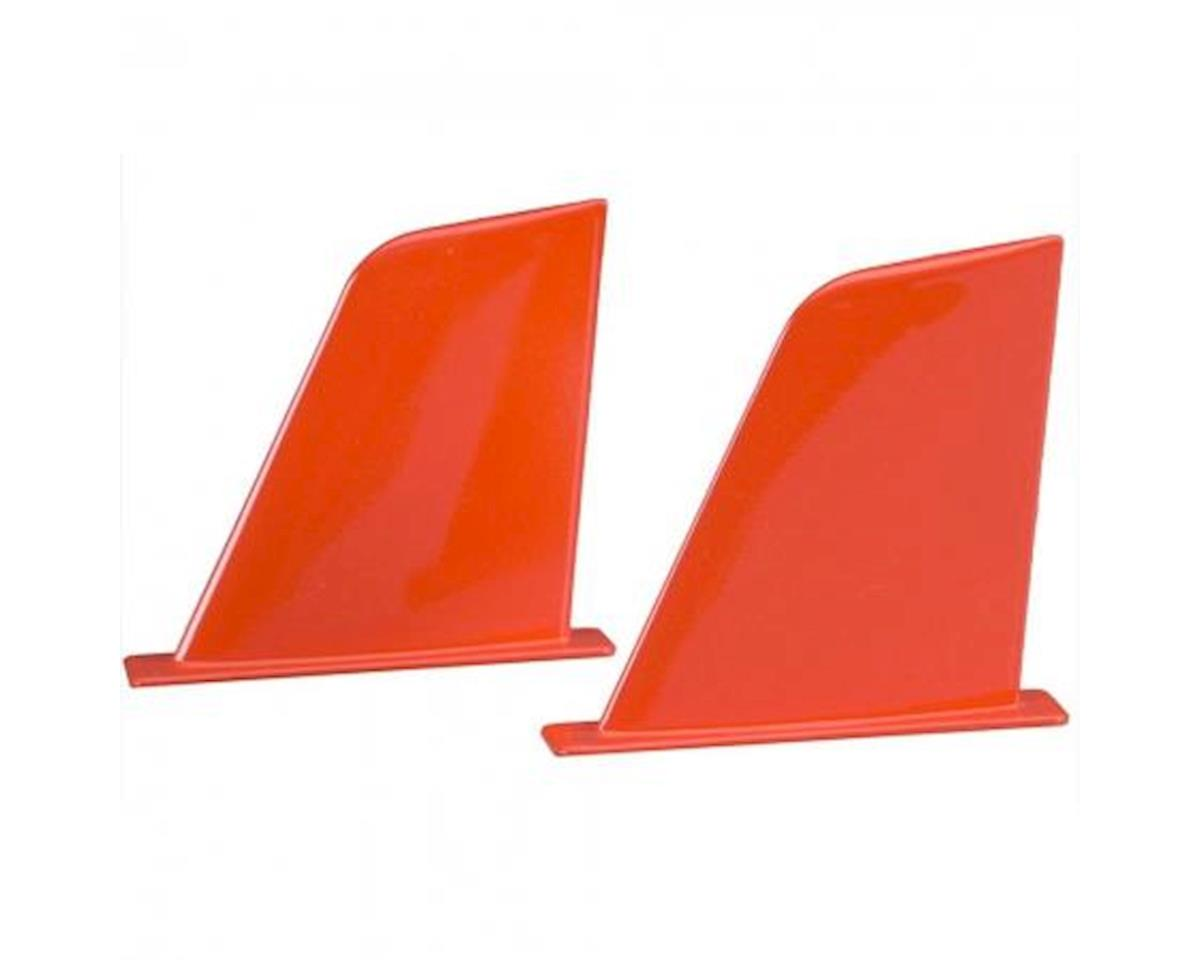 Vertical Fins Red UL-1 Superior by AquaCraft