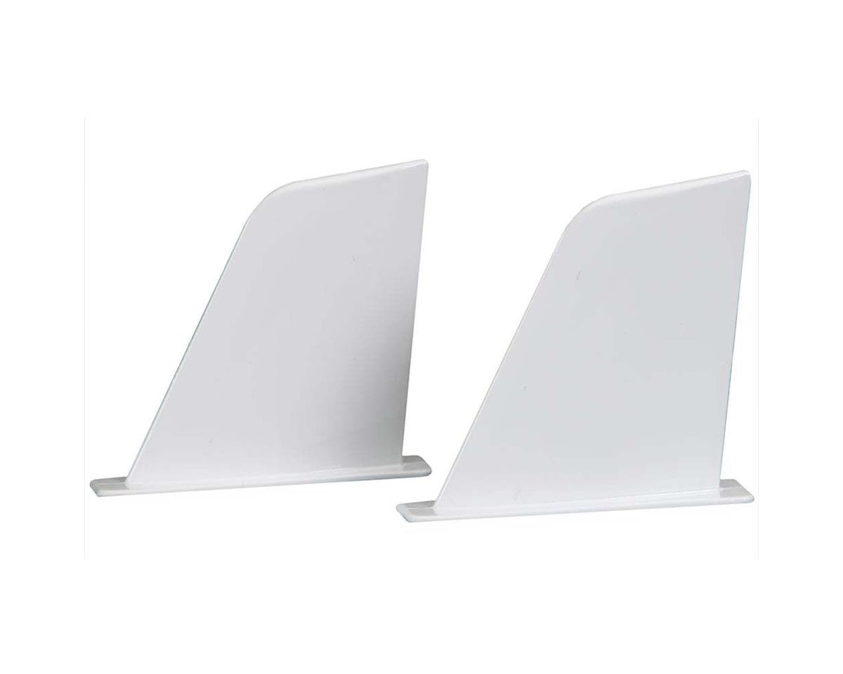 AquaCraft Vertical Fins White UL-1 Superior