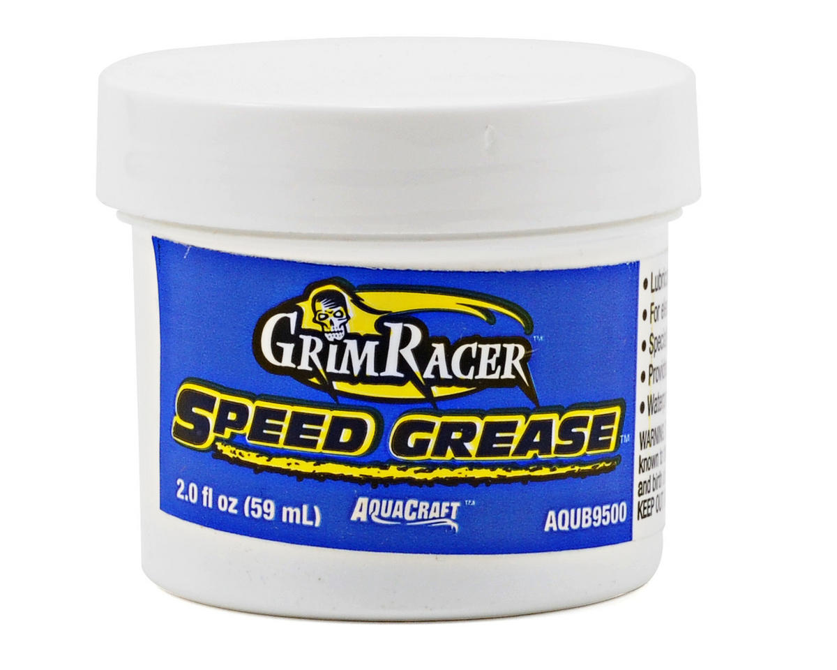 AquaCraft GrimRacer Speed Grease Drive Cable Lube (2oz)