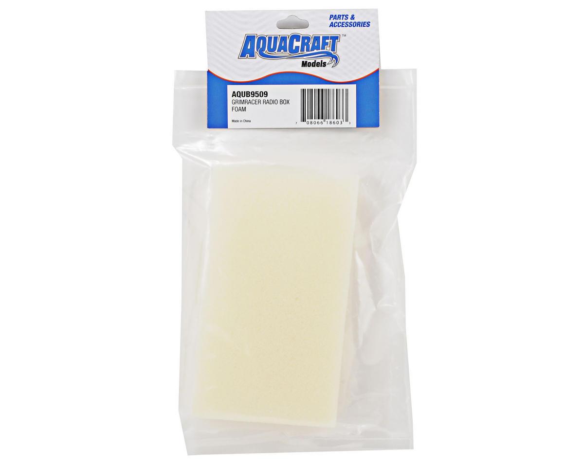 AquaCraft GrimRacer Radio Box Foam Pad