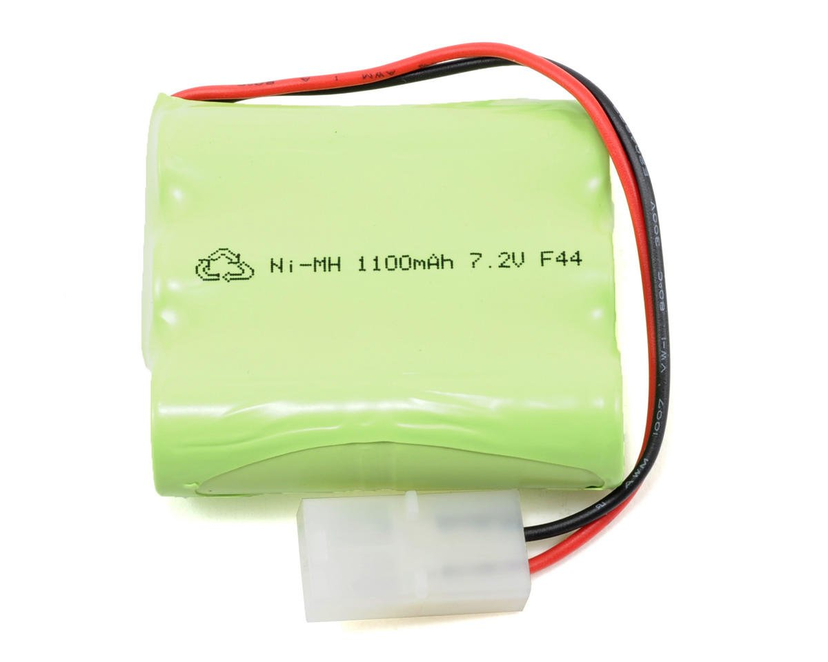 AquaCraft 6-Cell 7.2V NiMH 3/3 Battery Pack (1100mAh)