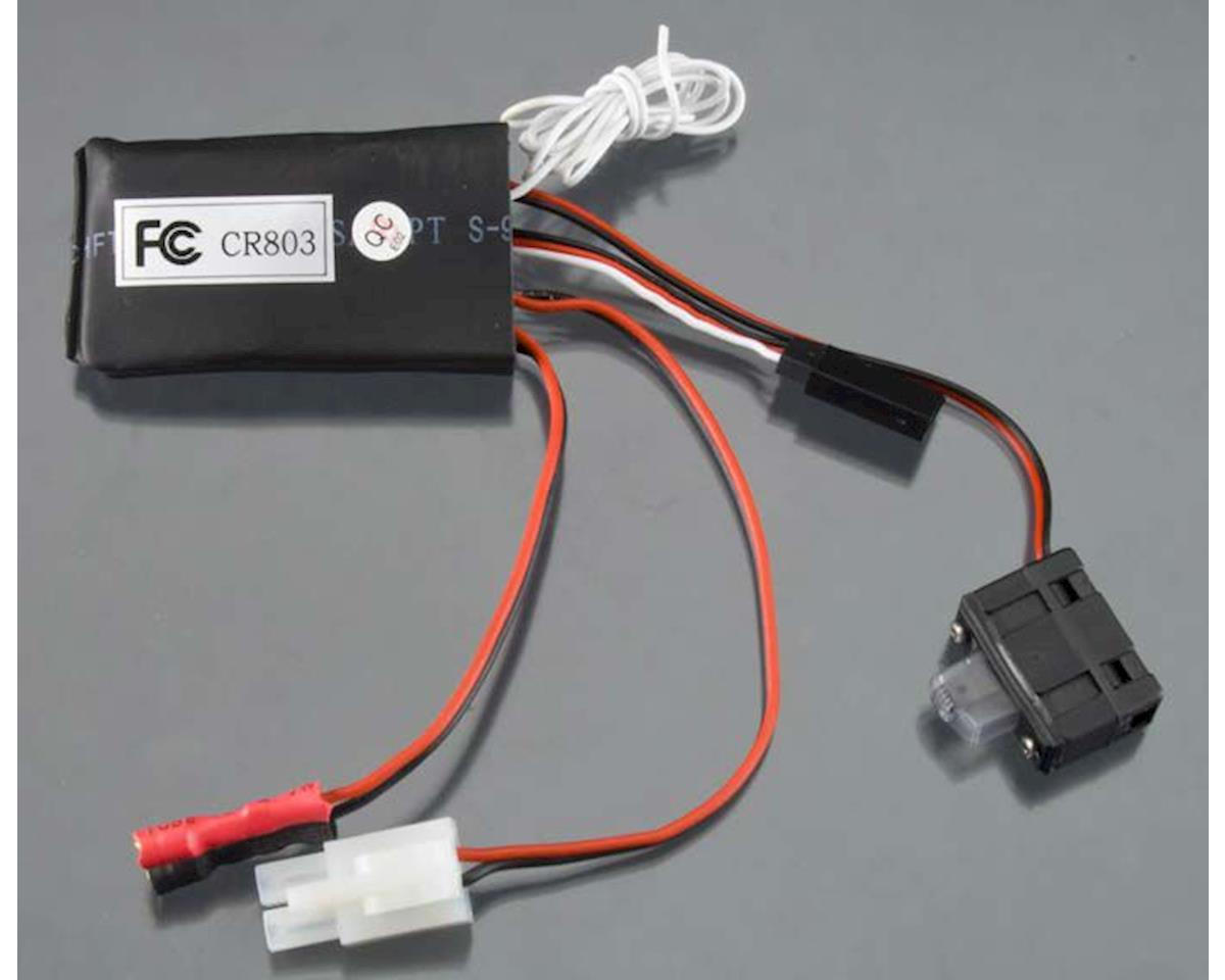 AquaCraft Receiver ESC A1 w/On/Off Switch Mini Rio
