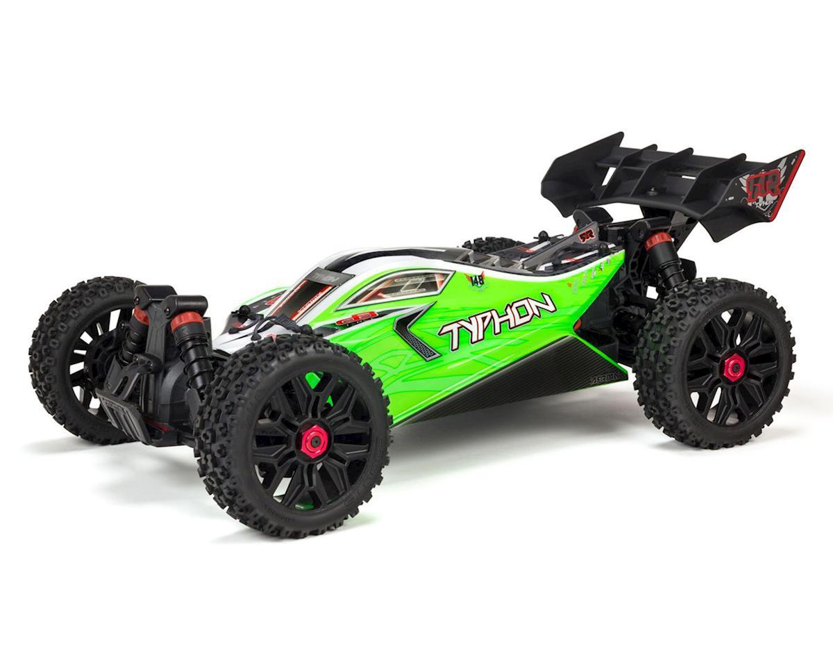 Arrma Typhon 2S 4X4 Mega 4WD Buggy RTR (Green)