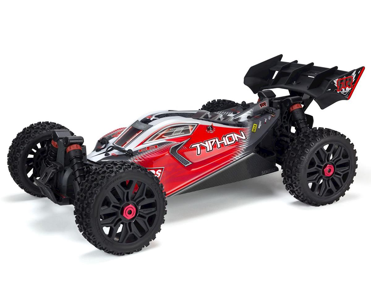 Typhon 3S BLX Brushless RTR 1/8 4WD Buggy (Black/Red)