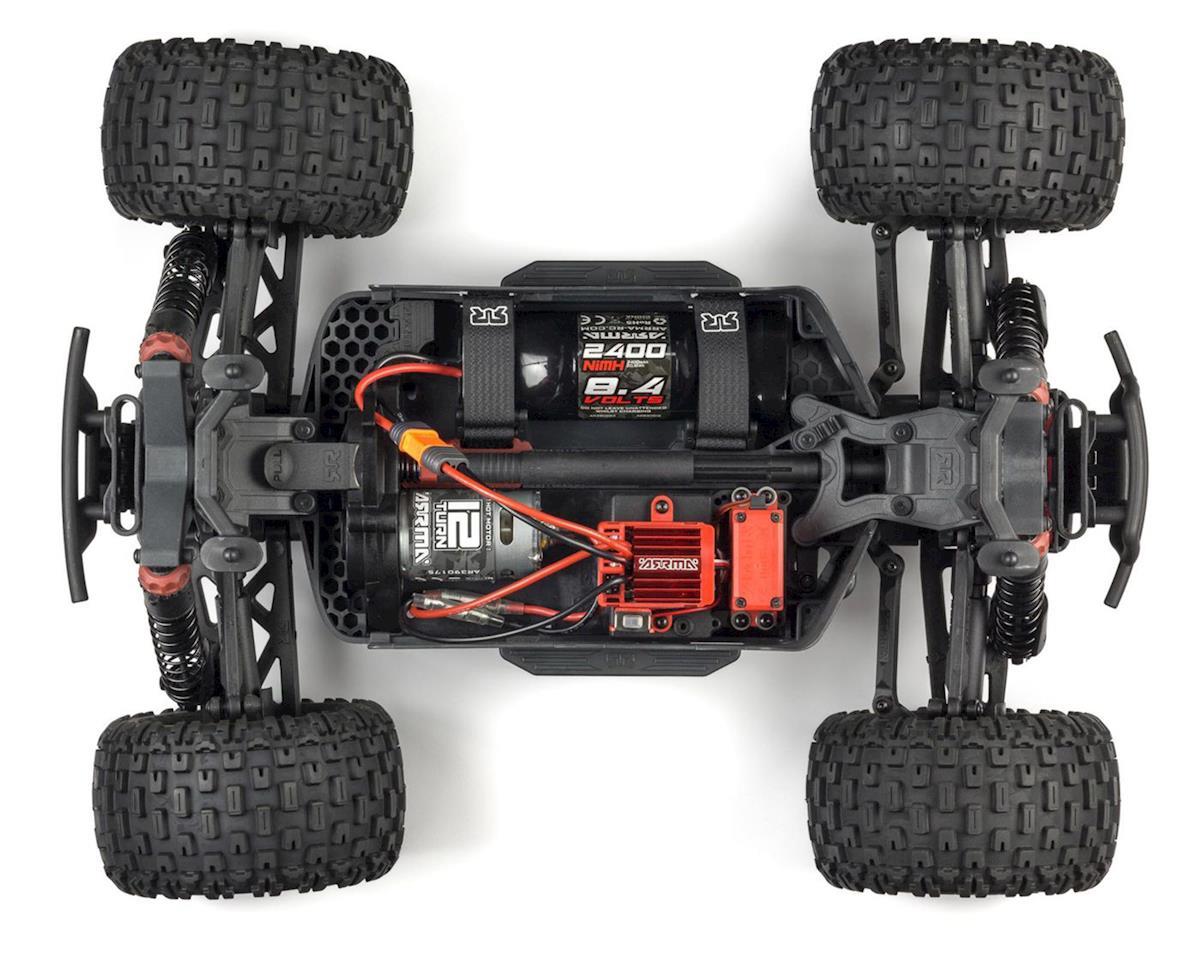 Image 2 for Arrma Granite 4x4 Mega Monster Truck RTR (Red/Black)