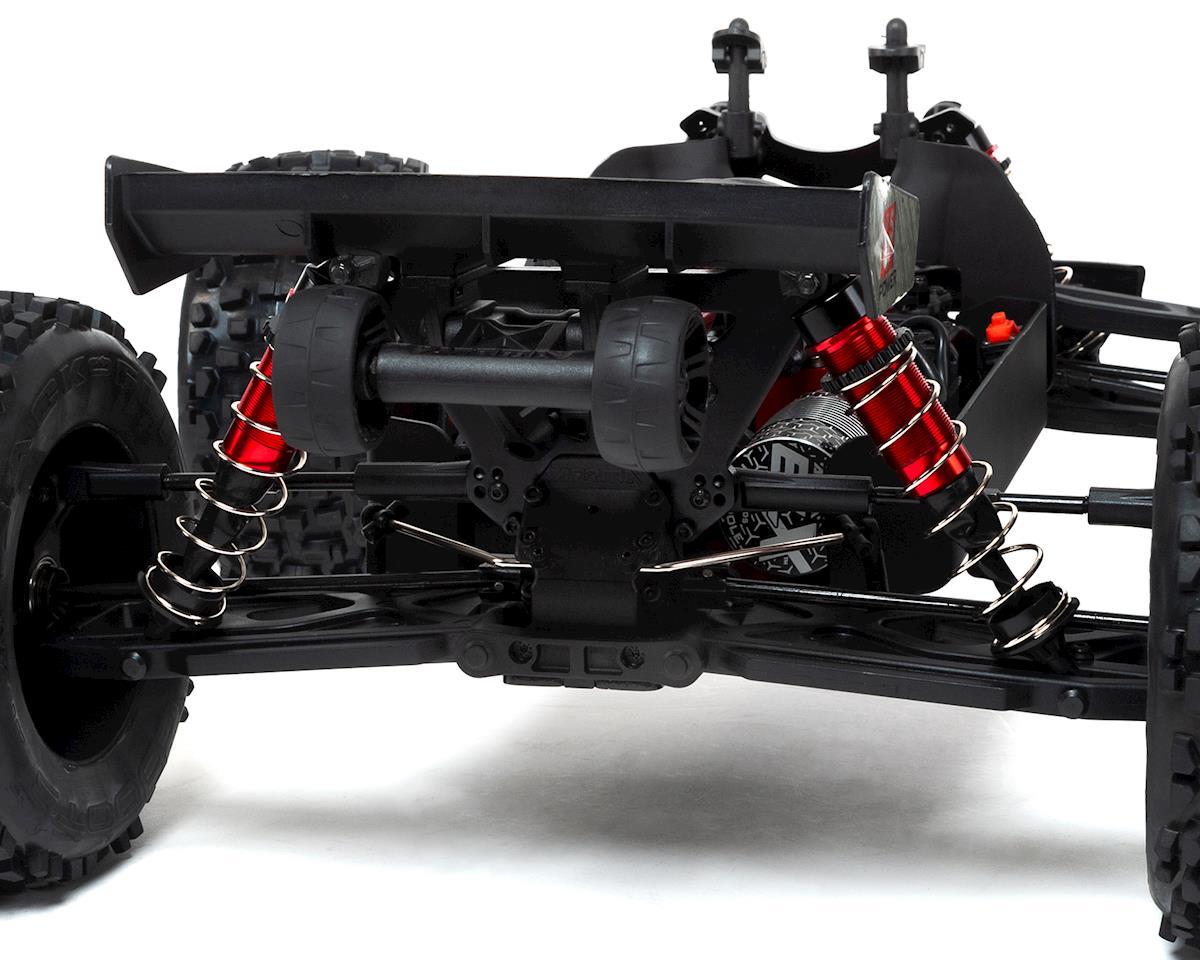 Image 4 for Arrma Notorious 6S BLX Brushless RTR 1/8 Monster Stunt Truck (Black) (V4)