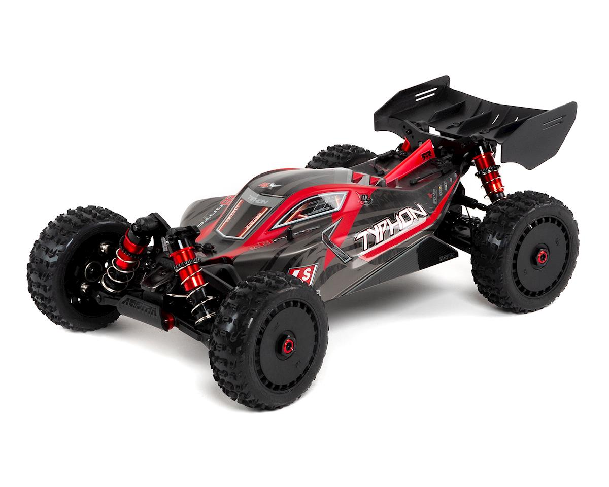 Arrma Typhon 6S BLX Brushless RTR 1/8 4WD Buggy (Red/Black) (2019 V4)