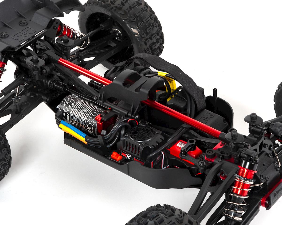 Arrma Talion 6S BLX Brushless RTR 1/8 4WD Truggy (Red/Black) (2019 V4)