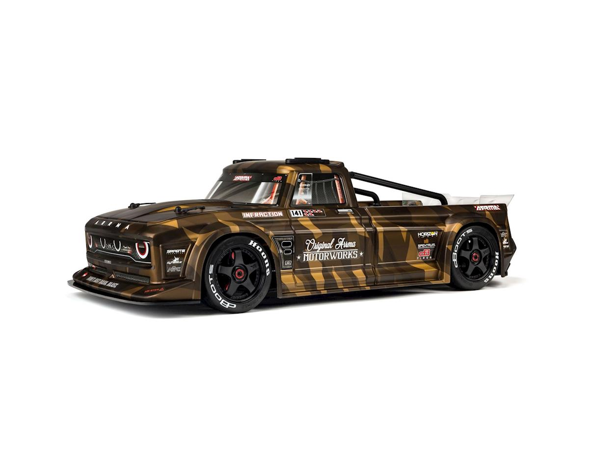 Arrma Infraction 6S BLX Brushless 1/7 RTR Electric 4WD Street Bash Truck