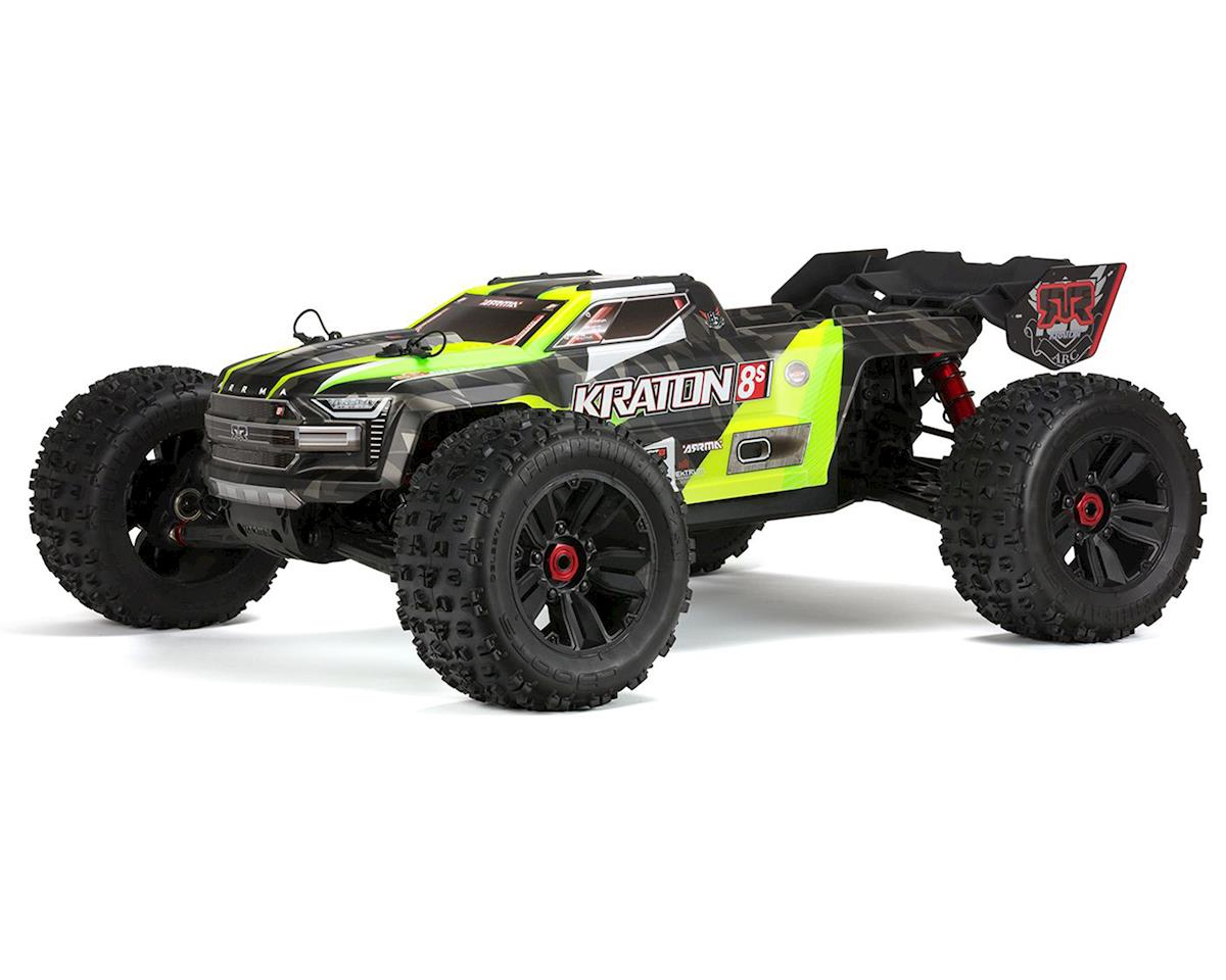 Arrma Kraton 8S BLX Brushless RTR 1/5 4WD Monster Truck (Green) | relatedproducts