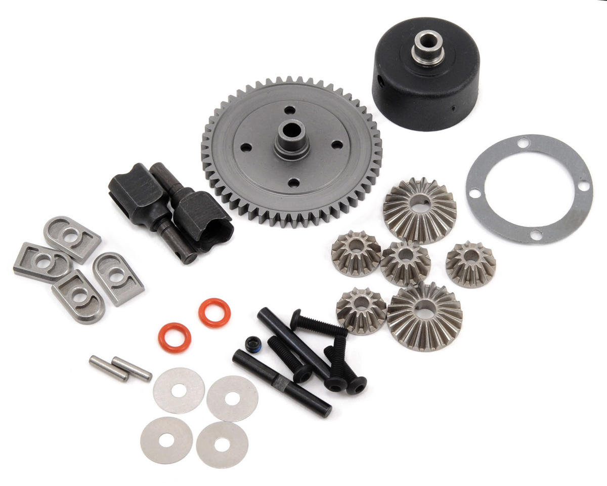 Arrma Kraton 6S BLX Center Differential Set (50T)