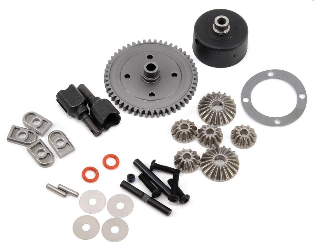 Arrma Senton 6S BLX Center Differential Set (50T)