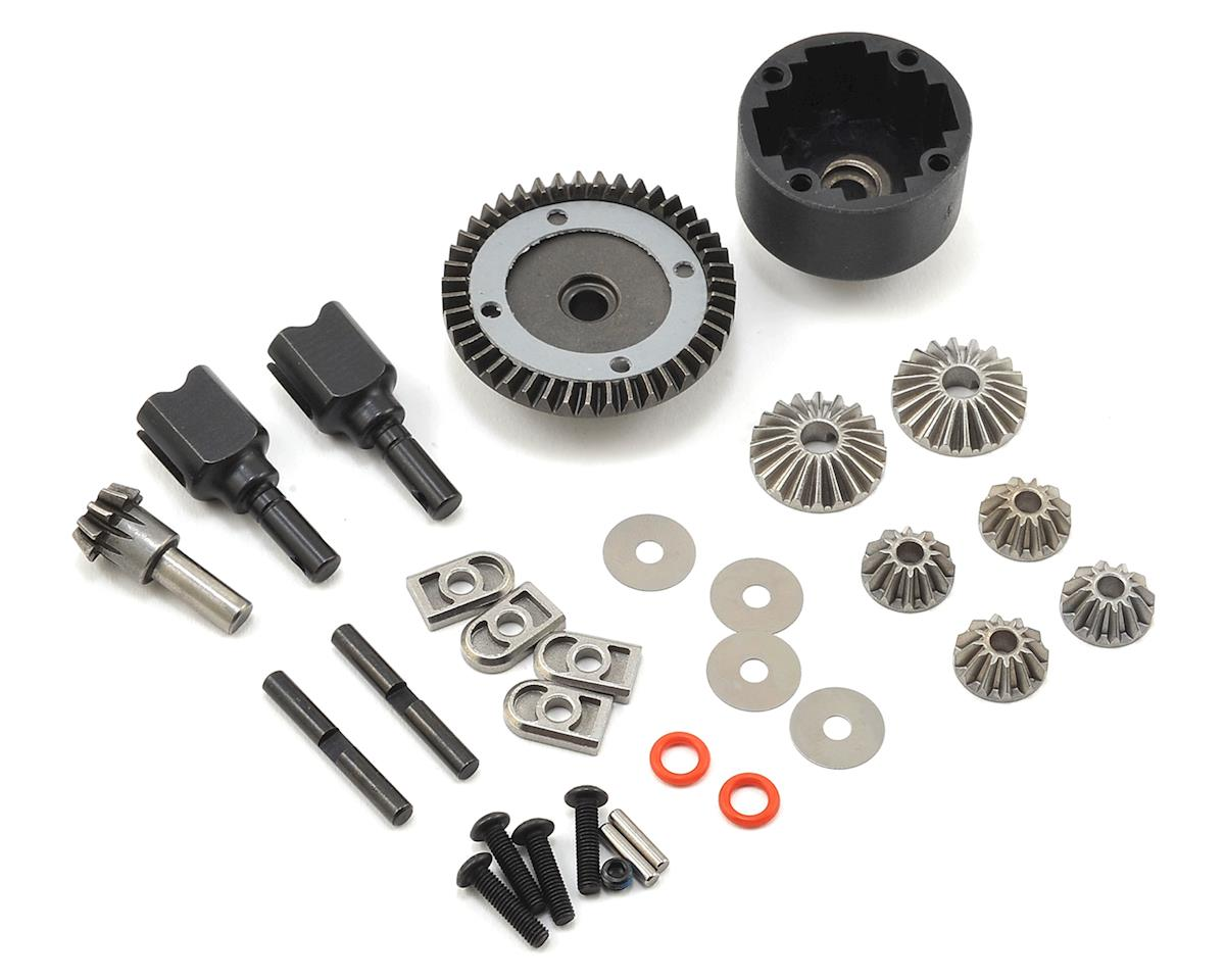 Spiral Gear Differential Set (43T)