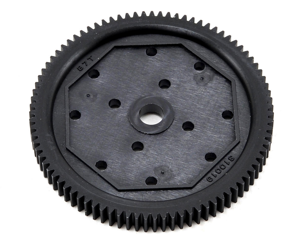 48P Spur Gear (87T) by Arrma