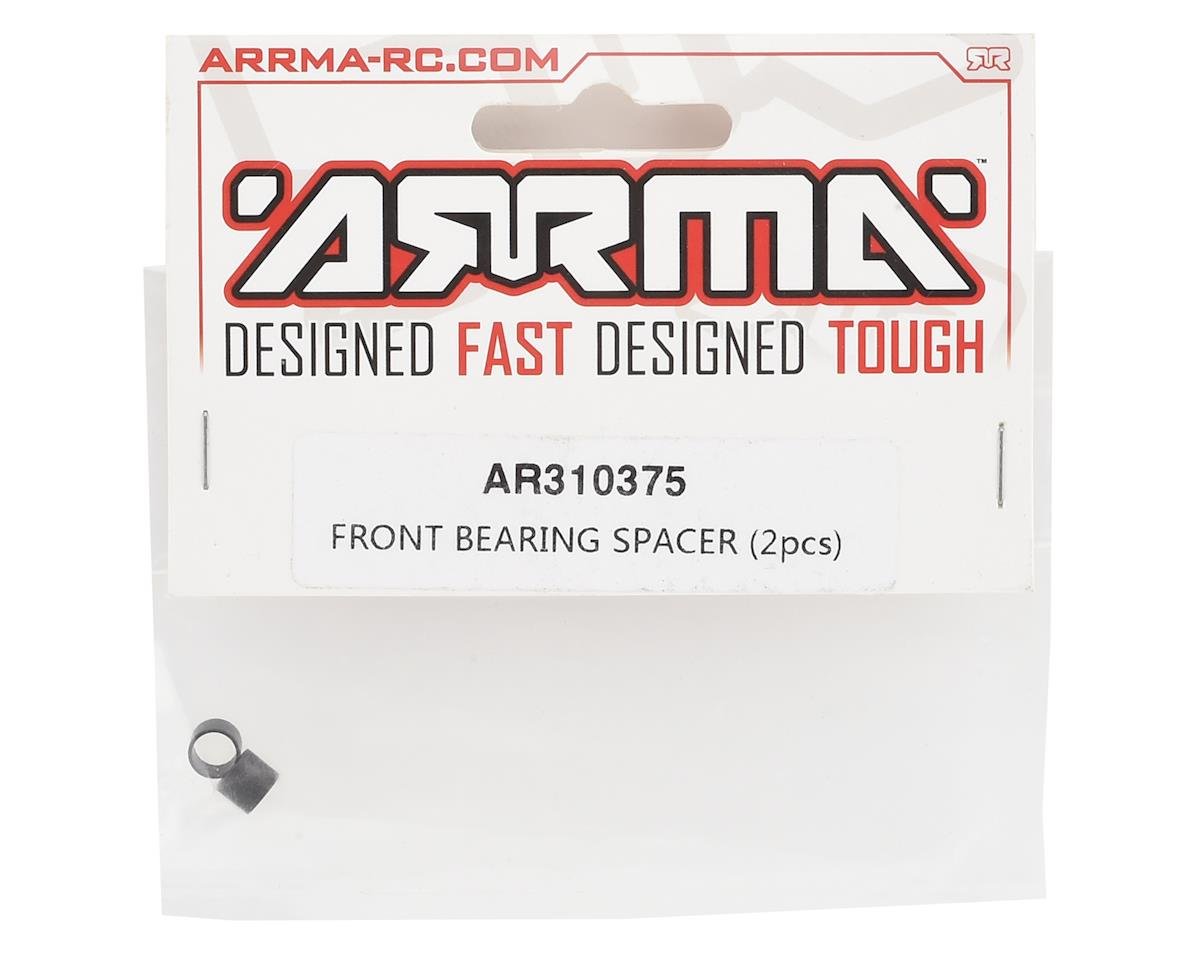 AR310375 Bearing Spacer Front (2) by Arrma