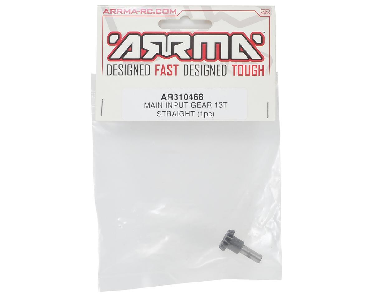 Arrma Straight Cut Input Gear (13T)