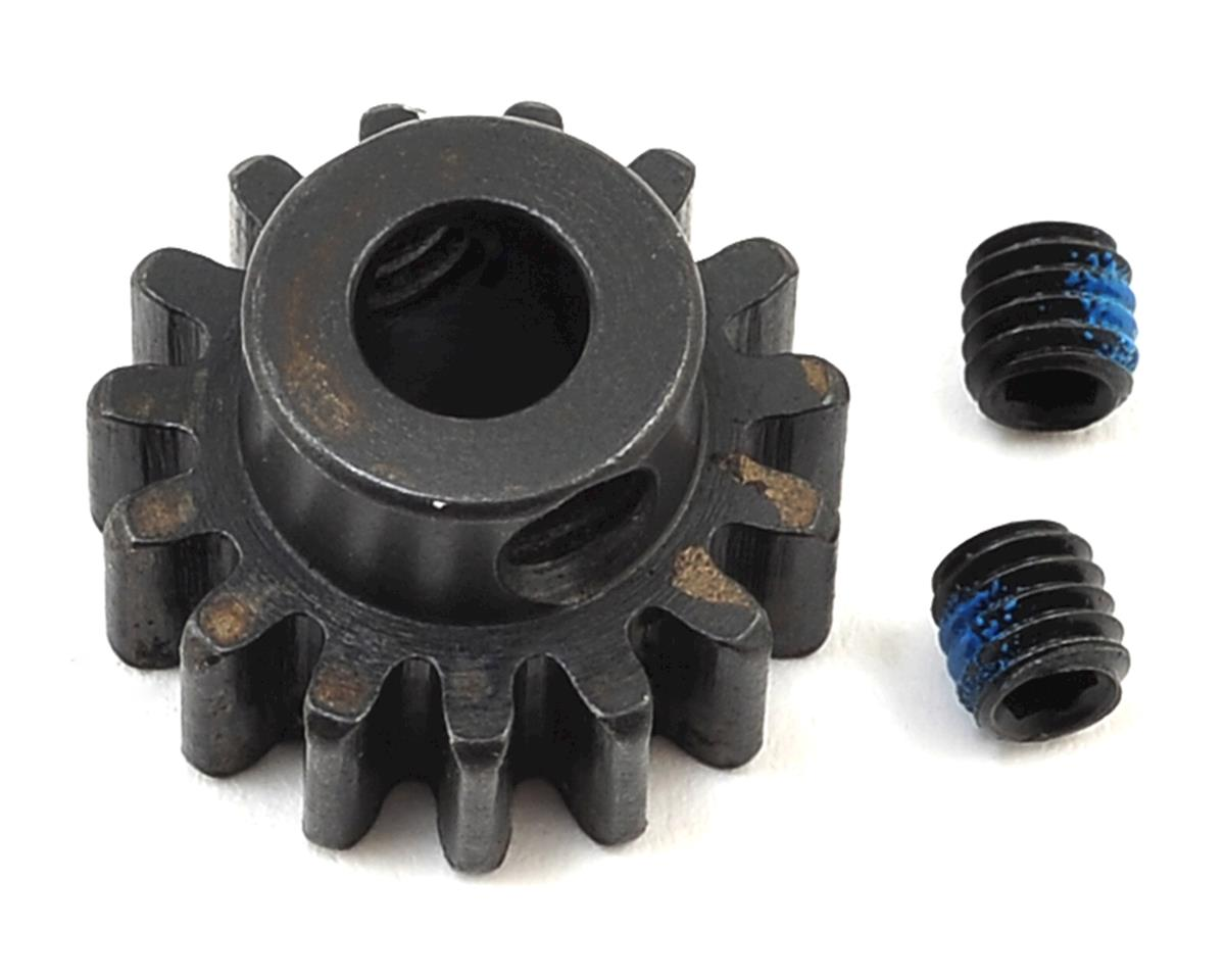 Steel Mod1 Pinion Gear (w/5mm Bore) (15T) by Arrma