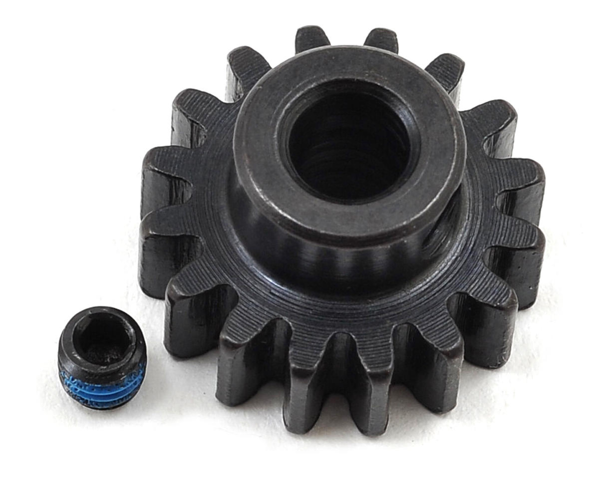 Steel Mod1 Pinion Gear (w/5mm Bore) (16T) by Arrma